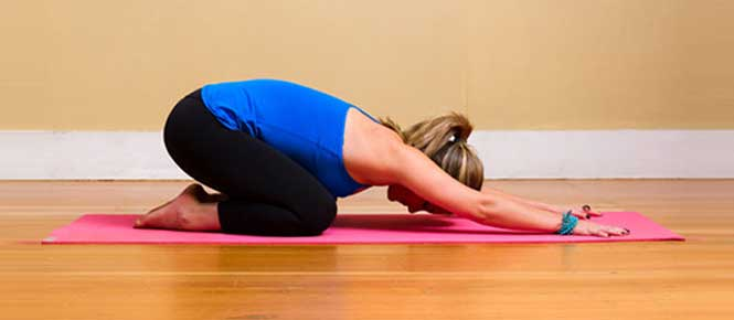 8 Yoga Poses To Do Before Going To Bed