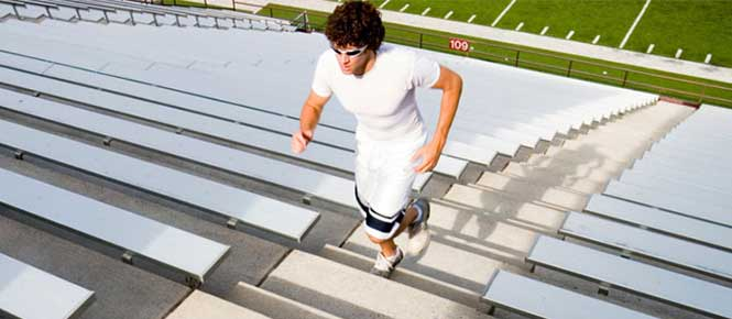Stair climbing – one of the best exercises