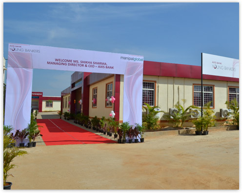 Axis Bank Young Bankers Program Campus