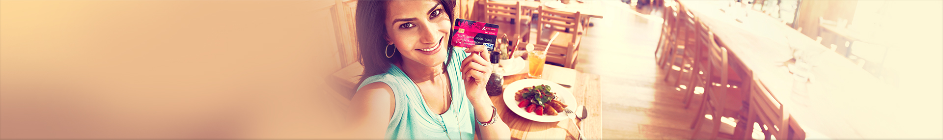 Priority Platinum Chip and Signature Debit Card