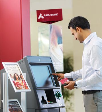 Axis Bank - Media Center - gallery
