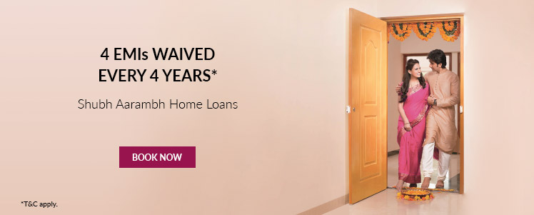 banner for Shubh Aarambh Home Loan