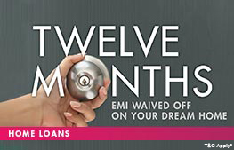 Home Loan 12 months EMI