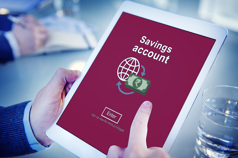 digital savings account