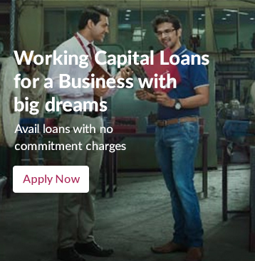Working Capital Loan For Business