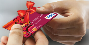 Prepaid Gift Card - Features & Benefits - Axis Bank