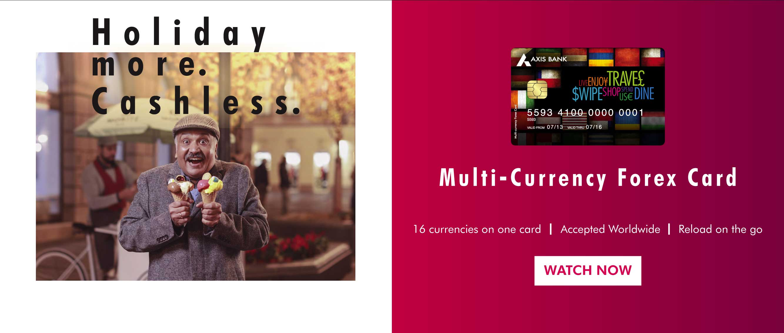 Can i use forex card for online transactions